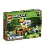 LEGO MINECRAFT 21140 LE POULAILLER