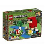 LEGO MINECRAFT 21153 LA FERME A LAINE
