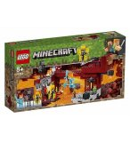 LEGO MINECRAFT 21154 LE PONT DE BLAZE