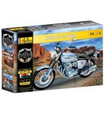 MAQUETTE MOTO HONDA CB 750 FOUR - ECHELLE 1/8 - HELLER - 52913