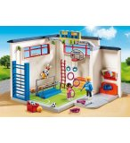 PLAYMOBIL CITY LIFE 9454 SALLE DE SPORTS / GYMNASE DE L'ECOLE