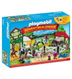 PLAYMOBIL NOEL 9262 CALENDRIER AVENT CENTRE EQUESTRE