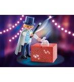 PLAYMOBIL SPECIAL PLUS 70156 MAGICIEN ET BOITE