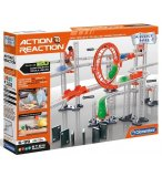 PREMIUM SET ACTION & REACTION - CIRCUIT A BILLES - CLEMENTONI - 52400 - JEU CONSTRUCTION