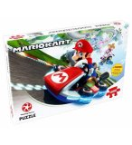 PUZZLE MARIO KART 1000 PIECES - COLLECTION HEROS NINTENDO - WINNING MOVES - 29483