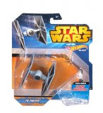 HOT WHEELS STAR WARS TIE FIGHTER - VAISSEAU 6 CM - MATTEL - CGW53