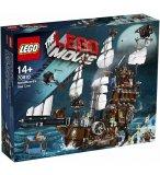 LEGO MOVIE 70810 LE LAMANTIN DE BARBE D'ACIER