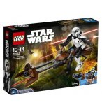 LEGO STAR WARS 75532 SCOUT TROOPER & SPEED BIKE