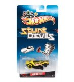 VEHICULE CASCADEURS : YUR SO FAST - STUNT DEVILS - HOT WHEELS - VOITURE MINIATURE - MATTEL - X9620