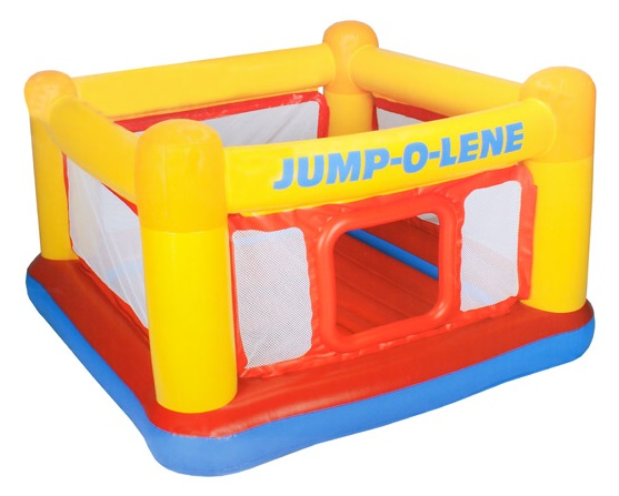 achat vente trampoline gonflable enfant intex jump o lene. Black Bedroom Furniture Sets. Home Design Ideas