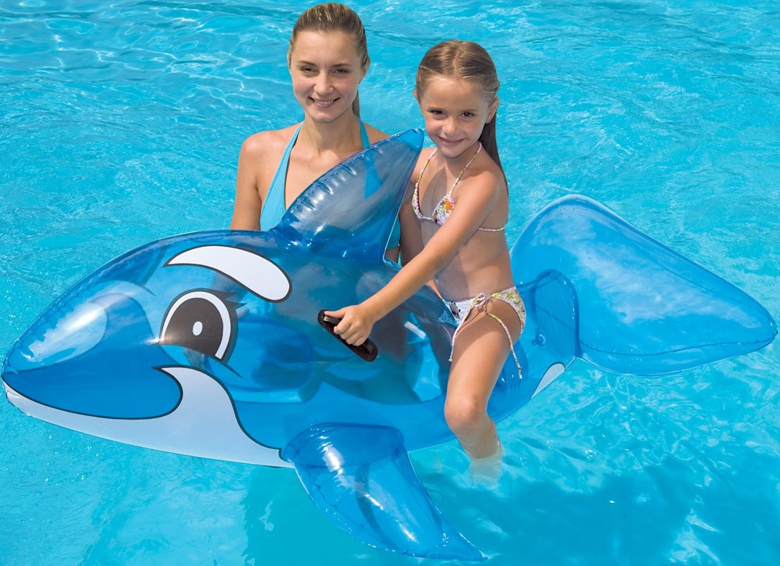 Animal gonflable chevaucher animal flottant gonflable - Piscine dauphin mouscron horaire ...