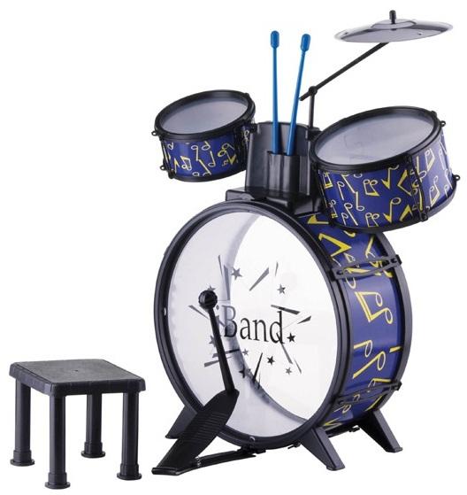 jouet batterie musicale enfant jeu imitation instrument musique. Black Bedroom Furniture Sets. Home Design Ideas