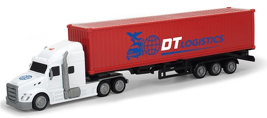 Porte 42 Toys Jouet Dickie Container Camion Logistics Cm b7g6yvYf