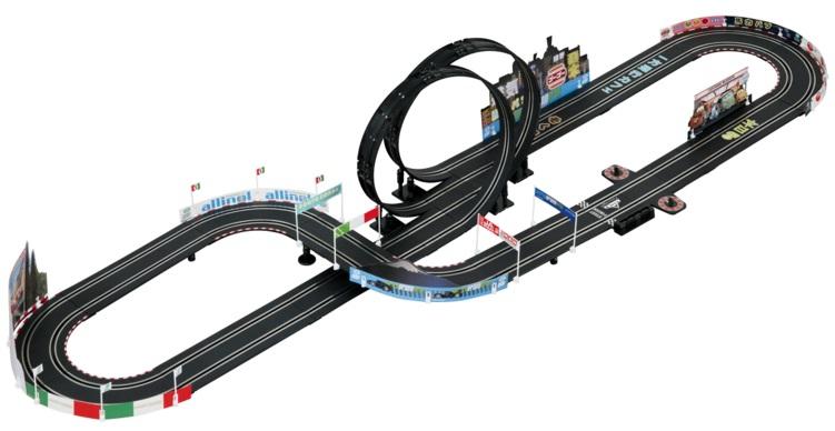 carrera go disney pixar cars circuit ultimate race off. Black Bedroom Furniture Sets. Home Design Ideas