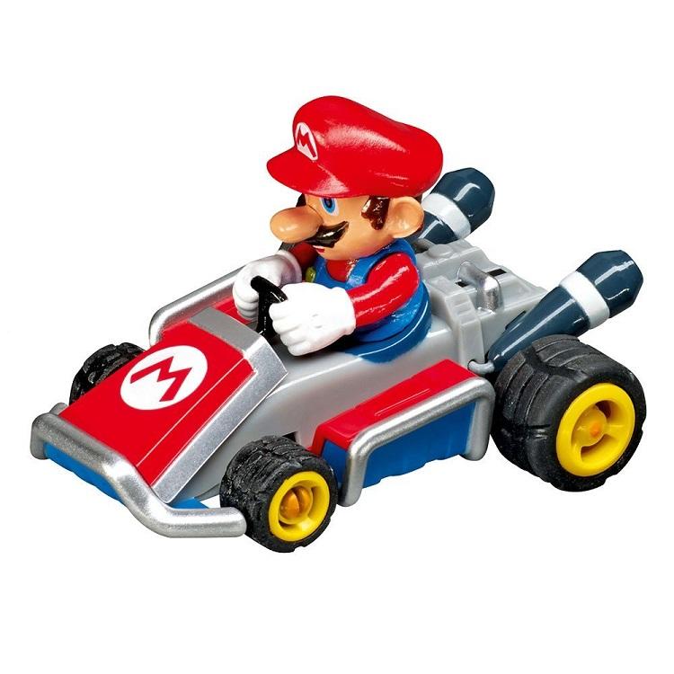 Voiture pour circuit carrera go mario 1 43 me caverne des jouets - Voiture mario kart 7 ...