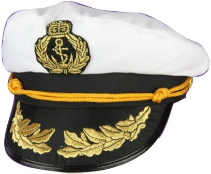 États Unis chaussures décontractées comment choisir Casquette de capitaine de bateau, Chapeau de déguisement ...