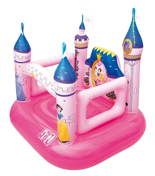 Achat trampoline ch teau gonflable fille disney princesse - Achat chateau gonflable ...