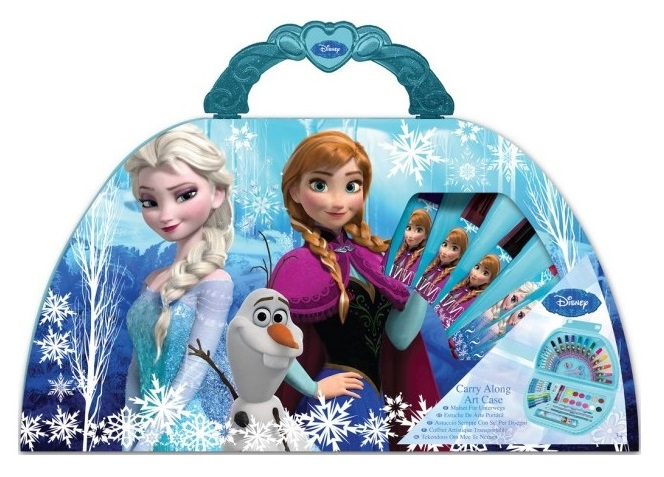 la reine des neiges malette coloriage artiste frozen. Black Bedroom Furniture Sets. Home Design Ideas