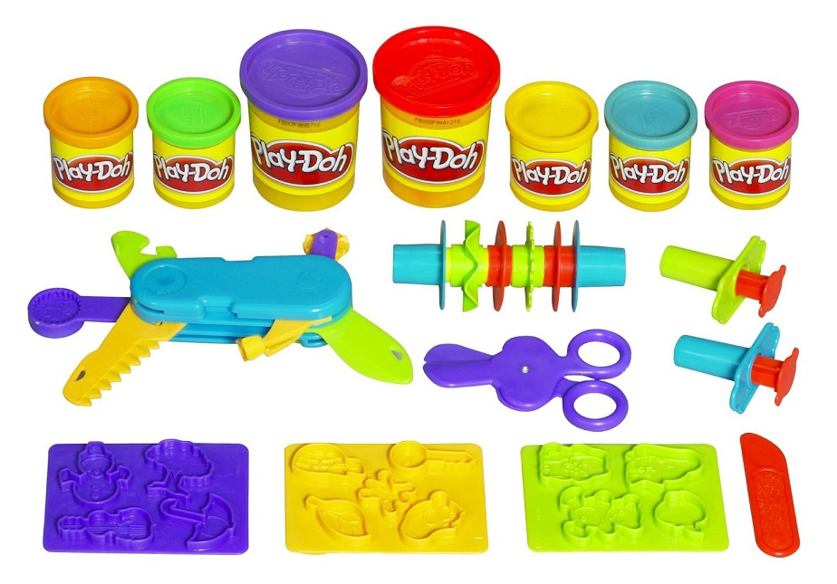 coffret astucieux bricolage play doh caverne des jouets