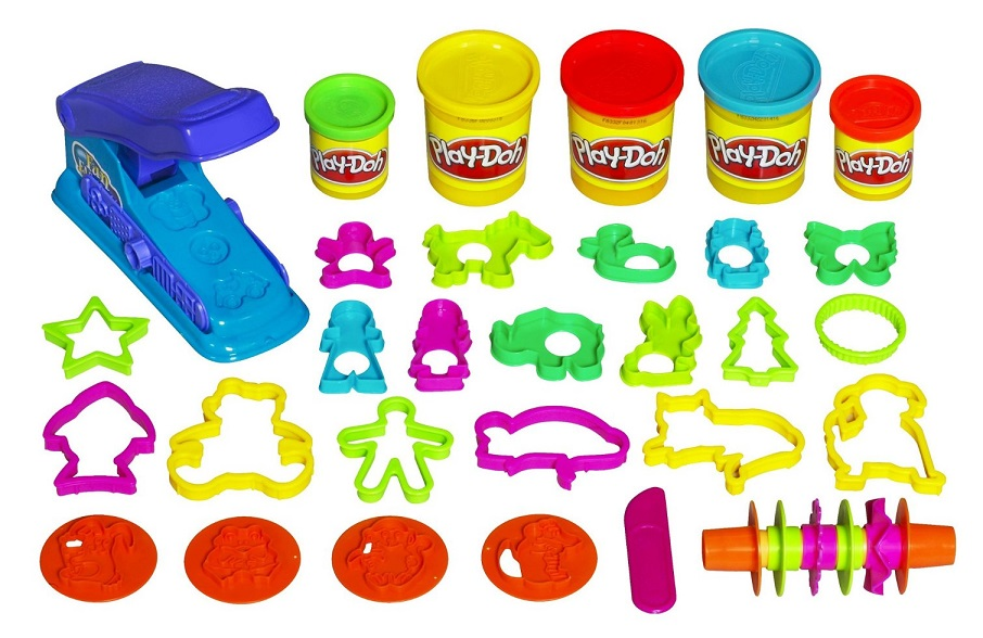 play doh kit serpentin accessoires p te modeler. Black Bedroom Furniture Sets. Home Design Ideas