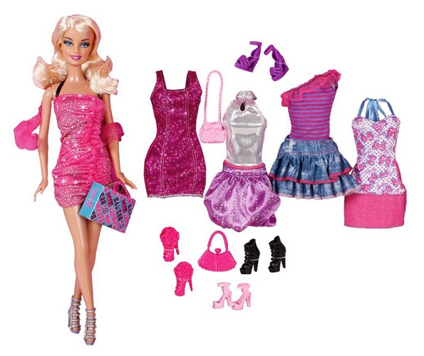 coffret poup e barbie star de la mode cavernedesjouets. Black Bedroom Furniture Sets. Home Design Ideas