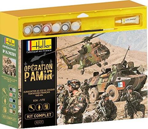 maquette vab 4x4 petit prix kit maquettes militaires afghanistan 1 72 maquettes figurines heller. Black Bedroom Furniture Sets. Home Design Ideas