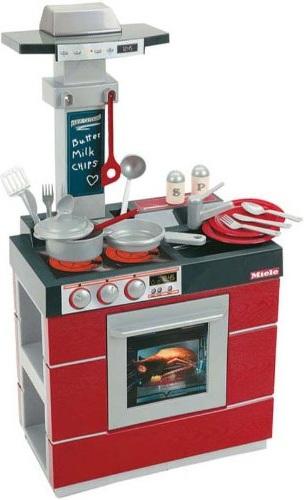 Cuisine compacte avec accessoires miele klein 9044 for Petit accessoire cuisine