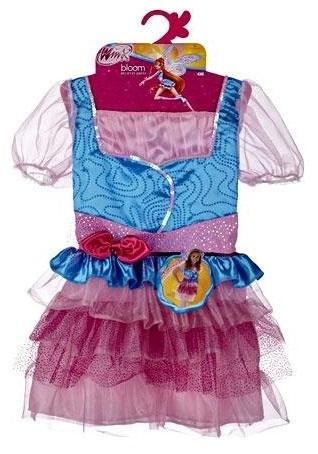 Vente Costume De Carnaval Winx Believix Robe F E Bloom 4 6 Ans