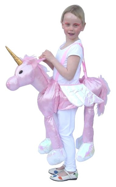 costume animal cheval licorne enfiler enfant 6 8 ans. Black Bedroom Furniture Sets. Home Design Ideas