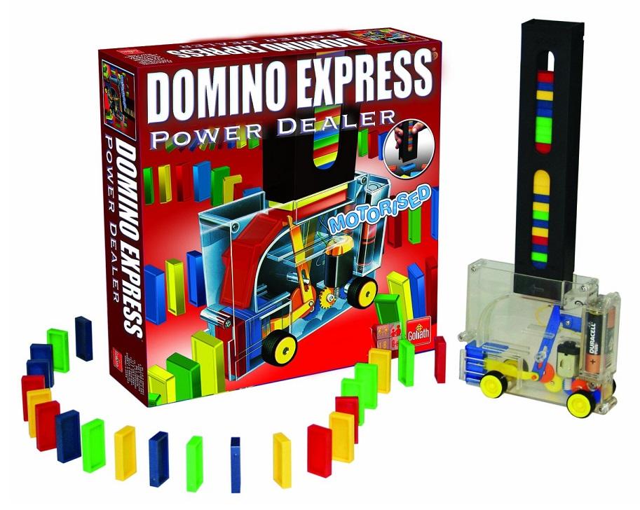 domino express distributeur power dealer 50 dominos. Black Bedroom Furniture Sets. Home Design Ideas
