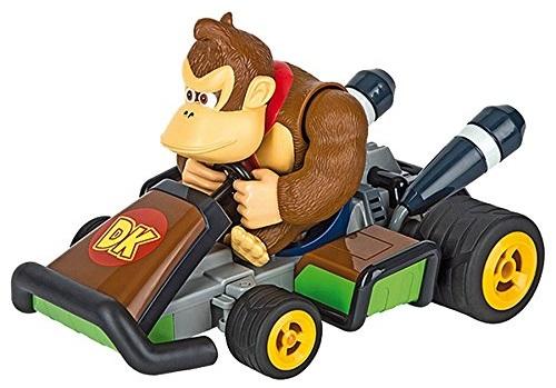 Mario kart donkey kong 2 4 ghz voiture carrera rc 1 16 - Voiture mario kart 7 ...