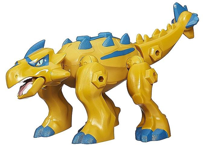 Hasbro World Jurassic Ankylosaurus Dinosaure Hero Mashers B2161 vnN8m0w