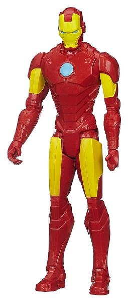 hasbro avengers b1667 figurine 30cm iron man heros titan. Black Bedroom Furniture Sets. Home Design Ideas