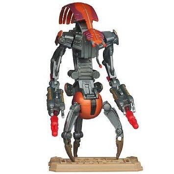 hasbro 37753 figurine star wars destroyer droid 10cm. Black Bedroom Furniture Sets. Home Design Ideas