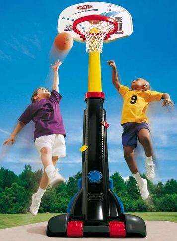 Achat panier de basket little tikes panier de basket en for Grand jeu exterieur animation