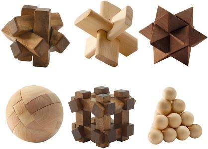 achat jeu woodix djeco coffret 6 casse t te en bois jeu de patience d s 7 ans. Black Bedroom Furniture Sets. Home Design Ideas