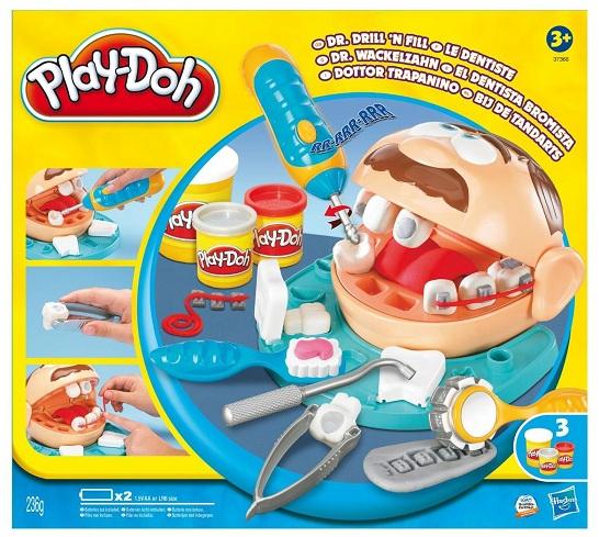 p 226 te 224 modeler play doh le dentiste loisir cr 233 atif jouet hasbro