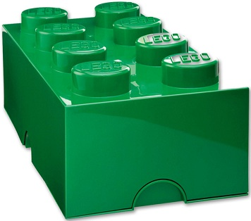 Bote de rangement lego, Briques de rangement lego