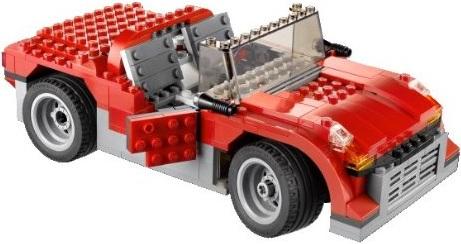 lego creator lego 7347 camion dpanneur creator. Black Bedroom Furniture Sets. Home Design Ideas