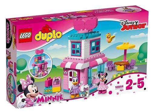 la boutique de minnie lego duplo 10844 disney fille 2 5 ans. Black Bedroom Furniture Sets. Home Design Ideas