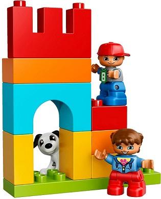 10820 Set constructions créatives - Boîte LEGO Duplo XL