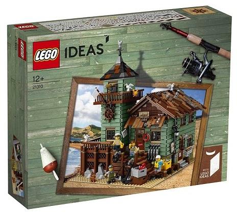 Lego Ideas Vieux Pêche Le De 21310 Magasin Achatvente OXPwN8nkZ0