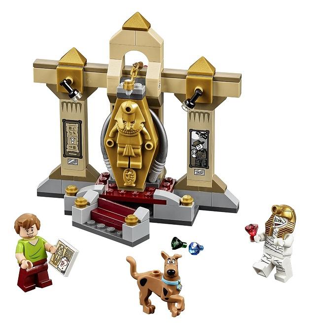 Lego 75900 scooby doo myst re du mus e de la momie - Jouets scooby doo ...