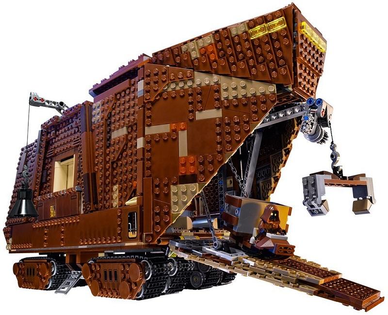 Acheter lego star wars sandcrawler 75059 neuf au meilleur prix for Prix construction neuf