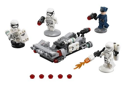 Premier Ordre 75166 Transport Wars Lego Du Star De Speeder KFl31cTJ