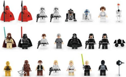 Dessin Star Wars Lego Colorier Les Enfants Marnfozinecom