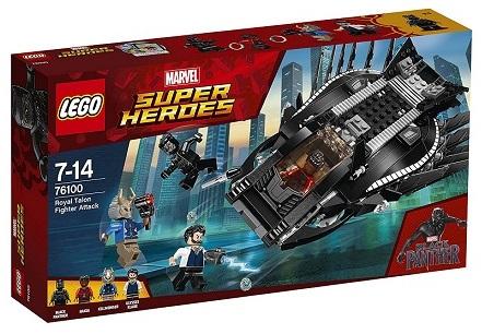 Marvel Faucon JeuxJouets Royal L'attaque Lego Du 76100 Om80yNnPvw