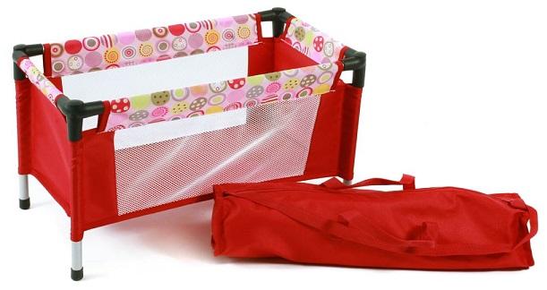 lit parapluie poupon poup e 50 cm cavernedesjouets. Black Bedroom Furniture Sets. Home Design Ideas