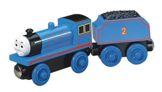 Acheter moins cher locomotive edouard thomas petit train bois - Train thomas et ses amis ...