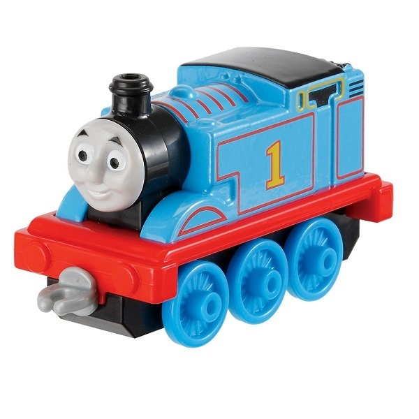 Fisher price bhr64 thomas le petit train locomotive pour circuit - Train thomas et ses amis ...